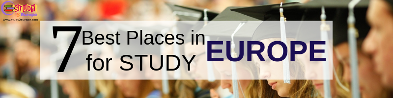Best place in Europe for study