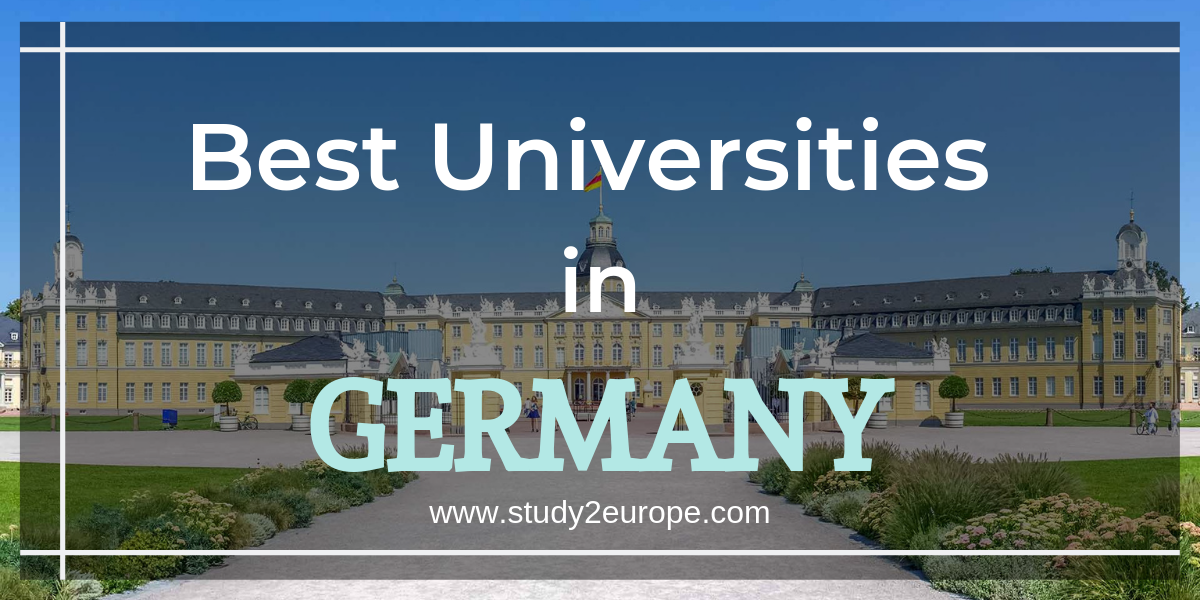 Best University in Germany