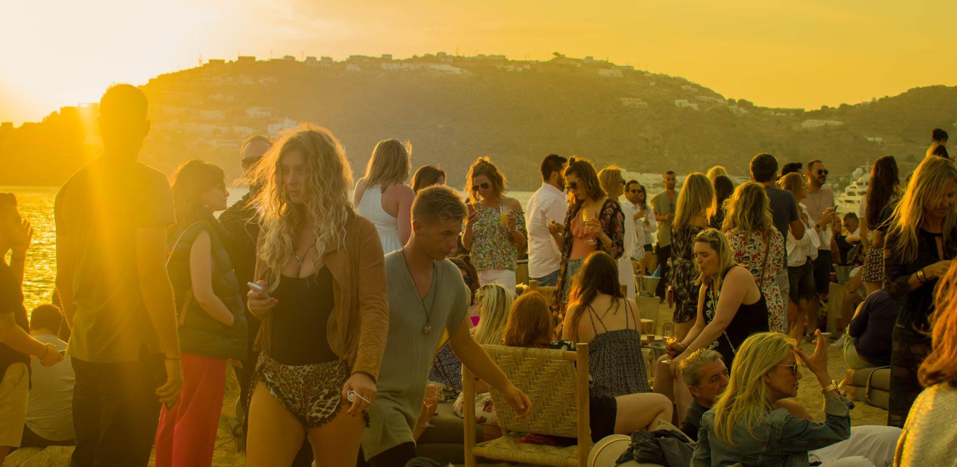 Summer festivals in Europe