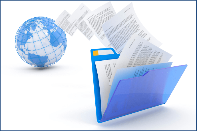 Documents for abroad study