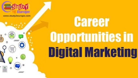 Scope of Digital marketing in abroad